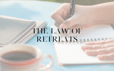 The law of Retreats
